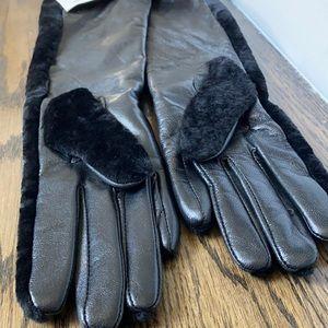 Tory Burch Astrakan Glove